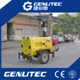 Torre de iluminação Diesel móvel Emergency do gerador (GLT6000-9H)
