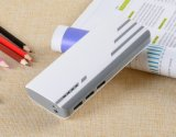 Batería móvil portable portuaria de la potencia del USB del regalo 10000mAh 3 de la promoción