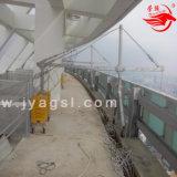 Alzamiento eléctrico del Ltd 63 para la plataforma colgante