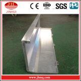 Panneaux de mur en aluminium de constructeurs de revêtement de mur de la Chine