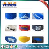 Wristbands Tyvek устранимые RFID для случаев/браслета стационара сильного RFID