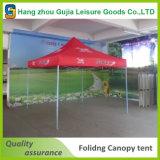 UV-Предохранение 3*3m складывая портативное Pomotional рекламируя шатер сени
