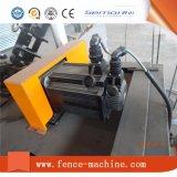 Volle automatische Diamant-Kettenlink-Zaun-Maschine mit Cer