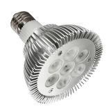 新しい超明るいE27 PAR30 LEDの電球ランプ85-265vledのスポットライトの電球の屋内照明