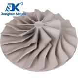 ODM-legierter Stahl-Aluminiumtitanpräzision, die Ersatzteile wirft