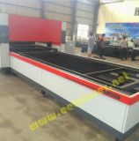 1500W Ipg Faser-Laser-Maschine für Ausschnitt-starkes Metall