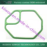Garniture et rondelle de découpage en caoutchouc de silicones
