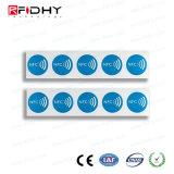 De hoge Markeringen NFC van de Veiligheid MIFARE DESFire 2k RFID voor Reclame