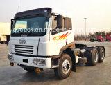 Nuova testa pesante del trattore di FAW 6X4 con la trazione di tonnellata 80-100