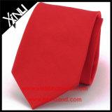 Галстук способа Mens сплошного цвета 100% Handmade сплетенный шелком
