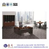 주문을 받아서 만들어진 관리 사무소 책상 현대 MDF 사무용 가구 (S602#)