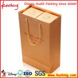 カスタム印刷を用いる耐久の赤ワイン包装袋そしてボックス