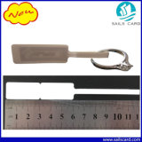 PVC Paper RFID Anti-Theft Security Jewelry Tag com logotipo