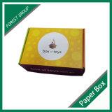 Cartón corrugado Embalaje de papel Juguetes para bebés Caja de regalo