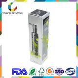 Caisse d'emballage cosmétique cubique de qualité bon marché en gros pour des produits de soins de la peau