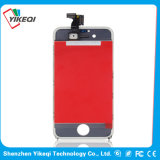 Affissione a cristalli liquidi originale del telefono mobile dello schermo di tocco dell'OEM per il iPhone 4CDMA