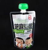 L'abitudine superiore ha modellato il sacchetto impaccante del succo di frutta del pacchetto del becco