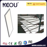 Luz del panel blanca de Ce/RoHS LED 60*60 12With24With36With40With48With72W
