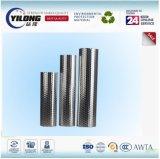 Doppeltes seitliches Aluminiumfolie-Luftblasen-thermische Isolierungs-Material