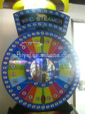 De hete Stoomboot van de Wind van Wielen wint Spel van het Vermaak van de Jonge geitjes van de Machine van het Spel van de Arcade van de Draaischijf van de Stoomboot van de Wind van de Machine van het Spel van de Loterij van het Kaartje het Binnen