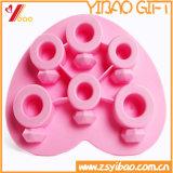 Bären-bunter Silikon-Heißwasser-Hochtemperaturbeutel Customed (YB-HR-31)