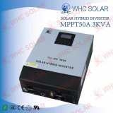 MPPT 3000vaの出力電力ハイブリッド太陽インバーターで構築される