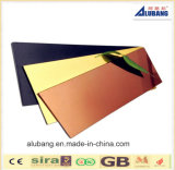 PE van Alubang het Samengestelde Materiaal van het Aluminium van de Deklaag