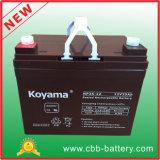 bateria do AGM de 12V 35ah para a cadeira de rodas