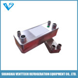 Конденсатор и испаритель теплообменного аппарата плиты