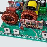 AC/110V/120V/220V/230V/240Vの純粋な正弦インバーターへの2kw 12V/24V/48V/DCは太陽電池パネル揺れる