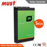 태양 책임 관제사를 가진 5kVA 태양 에너지 잡종 변환장치
