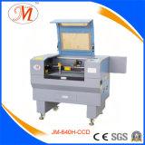 Tagliatrice del laser di alta precisione con il prezzo all'ingrosso (JM-640H-CCD)