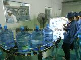 150bph linea di produzione imbottigliante dell'acqua da 5 galloni