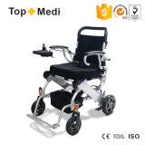 Topmediの軽い障害がある電気モーターを備えられた車椅子の価格