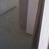 Сетка экрана обеспеченностью нержавеющей стали 304 черного порошка Coated для окна