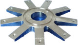 Componentes feitos à máquina costume fazendo à máquina das peças do CNC do alumínio da precisão