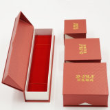 Caja de regalo al por mayor de la cartulina del cartón para la promoción (J83-EX)