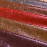 2016 het Modieuze In reliëf gemaakte Leer van de Schoenen van Pu Synthetische