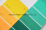 Forme différente de l'échantillon de copeaux colorés Matt / Gloss