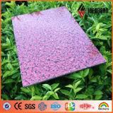 Matière composite en aluminium Acm de texture en pierre d'Ideabond