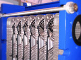 NBR material de la placa mecánico del cambiador de calor Gea VT130