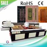 Máquina de impresión digital UV impresora plana de PVC puerta / puerta de cristal / Puerta de madera