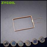 誘導器コイルの自己の結合RFIDのコイル