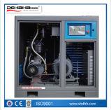 компрессор винта частоты 11kw 15HP 0.8MPa переменным управляемый поясом