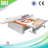 Impresora plana ULTRAVIOLETA para la carpeta, vidrio de madera del equipaje