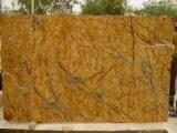 가져오기 훈장 열대 다우림 브라운 대리석 돌 도와