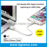 Кабель Ligntning для Apple, Mfi аттестовал молнию к кабелю USB
