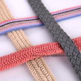熱い販売のDリングの大人によって編まれる子供はポリエステルベルトをカスタマイズする