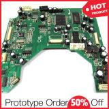 Circuito prototípico electrónico de giro rápido Fr4 RoHS