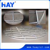Protuberancia vertical y protuberancia de la viga para el suelo de los vidrios